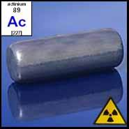 89  Actinium - Elementymology & Elements Multidict